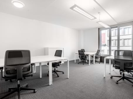 Regus Virtual Office in Brussels City Centre