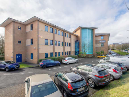 Regus Office Space, Cardiff Gate Business Park