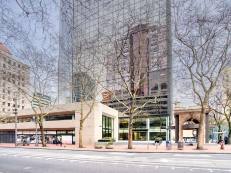 Regus Business Centre, Oregon, Portland - Congress Center