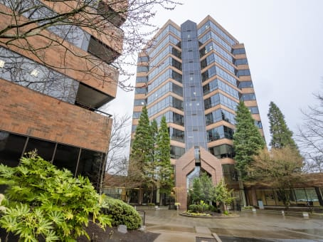 Building at 10260 SW Greenburg Road, 4th Floor in Portland 1