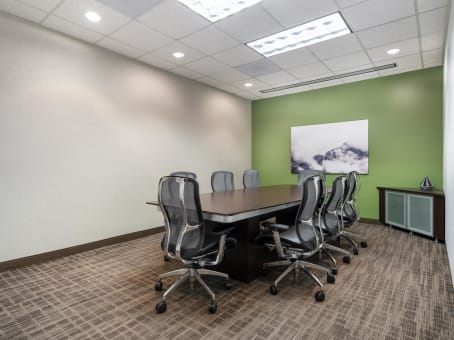 Regus Meeting Room in Lincoln Center