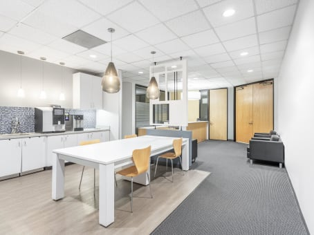 Regus Business Lounge in North San Jose