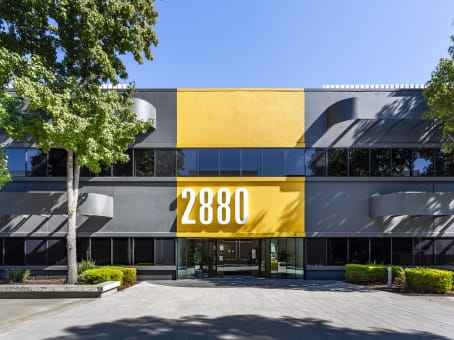 Building at Suite 203, 2880 Zanker Road in San Jose 1