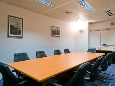 Regus Meeting Room in London Euston