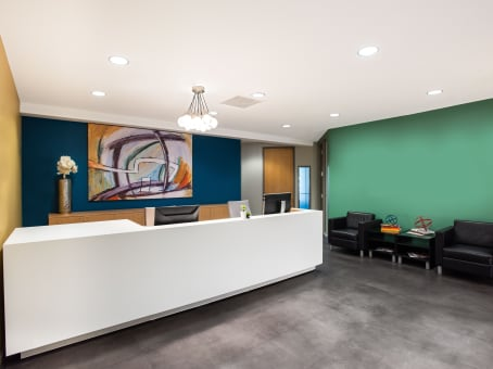 Regus Business Centre in California, Campbell - Hamilton