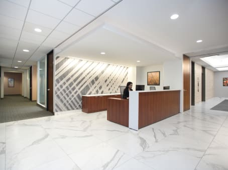 Regus Business Lounge in California Street