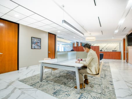 Regus Virtual Office in California Street