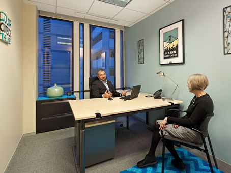 Regus Business Centre in One Embarcadero