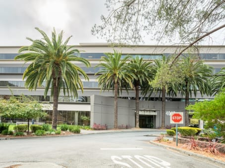 Building at 4040 Civic Center Drive, Suite 200 in San Rafael 1