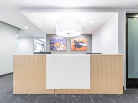 Regus Business Lounge in Campus Commons