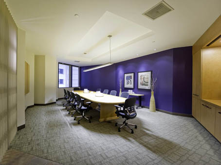 Regus Meeting Room in Emerald Plaza