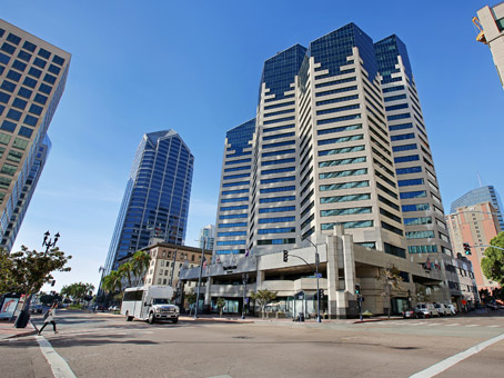 Building at 402 West Broadway, Suite #400 in San Diego 1