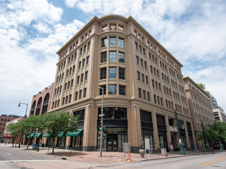 Building at 1400 16th Street, 16 Market Square, Suite 400 in Denver 1