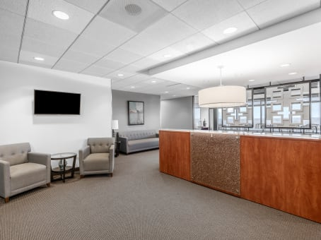Regus Business Lounge in Illinois, Schaumburg - 1600 Corporate Centre