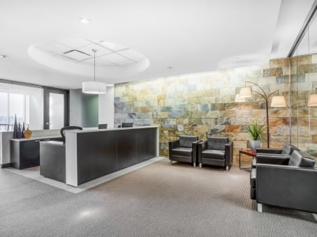 Regus Business Lounge in Central Park of Lisle