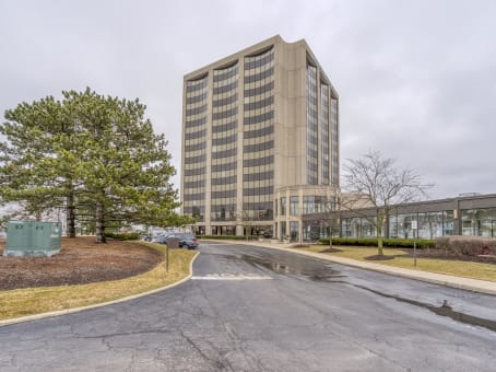 Illinois, Oak Brook - Regency Towers