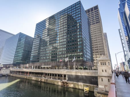 Regus Virtual Office, Illinois, Chicago - West Loop Riverside Plaza Center