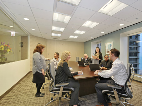 Regus Meeting Room in One Magnificent Mile - view 3