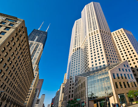 Building at One Magnificent Mile, 980 North Michigan Avenue Suite 1400 in Chicago 1