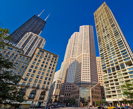 Illinois, Chicago - One Magnificent Mile