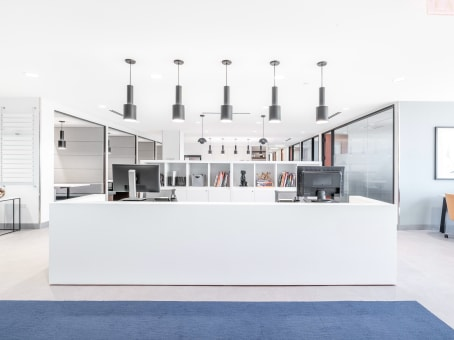 Regus Business Lounge in O