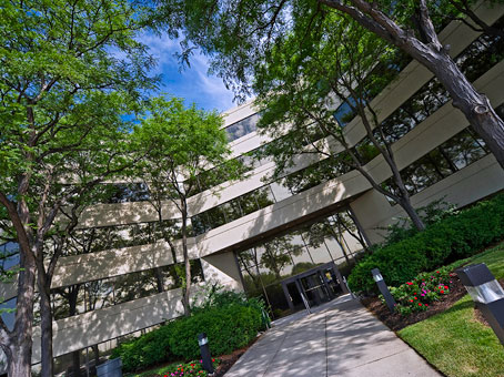 Building at 5 Revere Drive, One Northbrook Place, Suite 200 in Northbrook 1