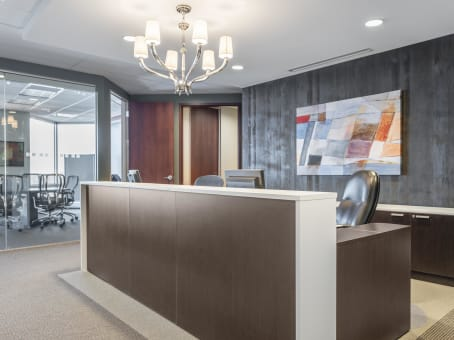 Regus Business Lounge in Carlson Center