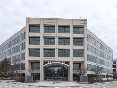Building at 450 E. 96th Street, Suite 500 in Indianapolis 1