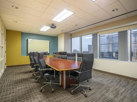 Regus Meeting Room in III Lincoln Centre