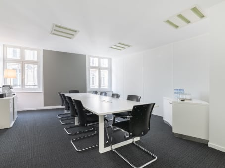 Location de bureau en centre d 39 affaires paris 68 - Centre etoile saint honore ...