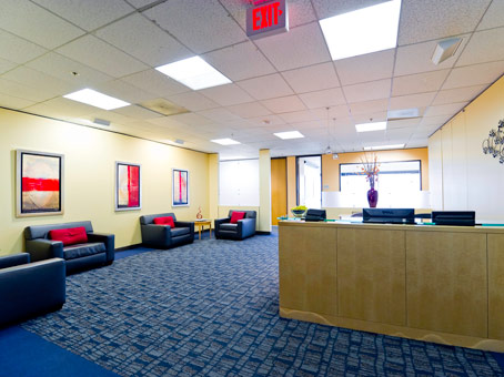 Regus Business Lounge in Westchase