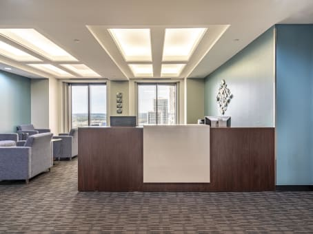 Regus Business Lounge in 100 Congress - view 2