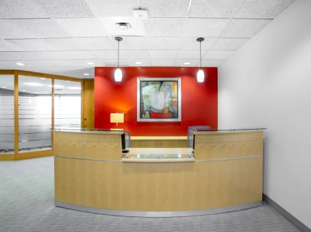 Regus Business Lounge in Memorial Place