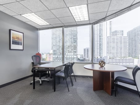 Regus Business Lounge in 1221 Brickell Center