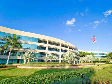 Regus Business Lounge, Florida, Boca Raton - Glades Road