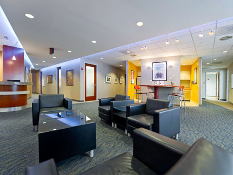 Regus Business Lounge in Westshore Int