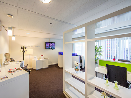 Regus Business Lounge in Eindhoven Central Station