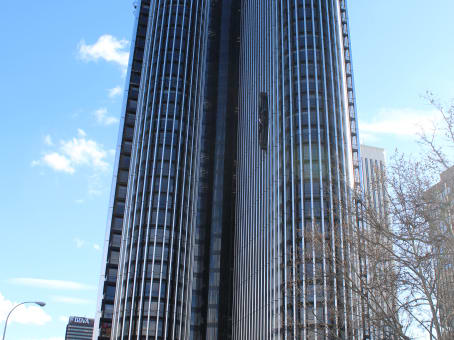 Madrid Financial District - Torre Europa