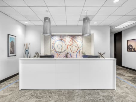 Regus Business Lounge in Cumberland Riverwood Center