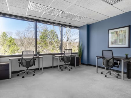 Regus Business Lounge in SouthBridge Center