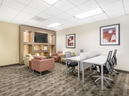 Regus Business Lounge in SouthPark