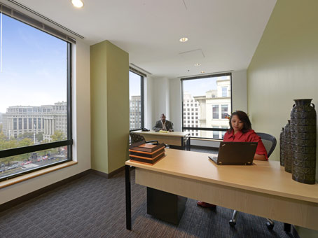 Regus Day Office in 601 Pennsylvania Avenue