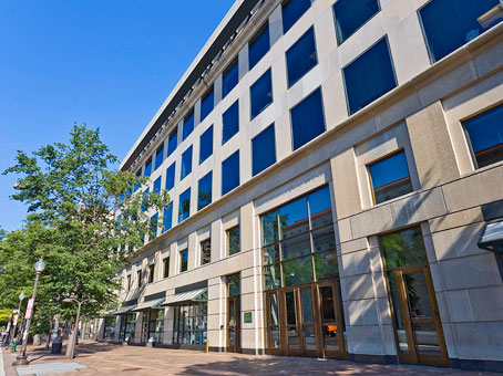 Regus Office Space in 601 Pennsylvania Avenue