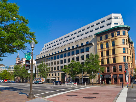 Regus Virtual Office, District Of Columbia, Washington - 601 Pennsylvania Avenue