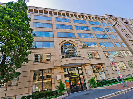 Regus Office Space, District Of Columbia, Washington - M Street