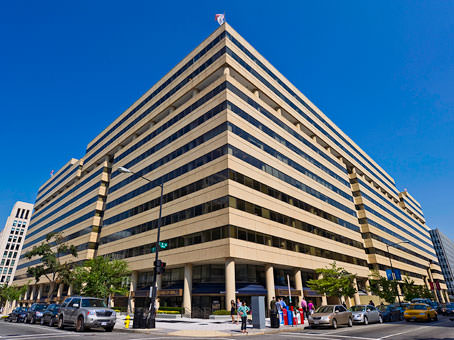 Regus Business Centre, District Of Columbia, Washington - International Square