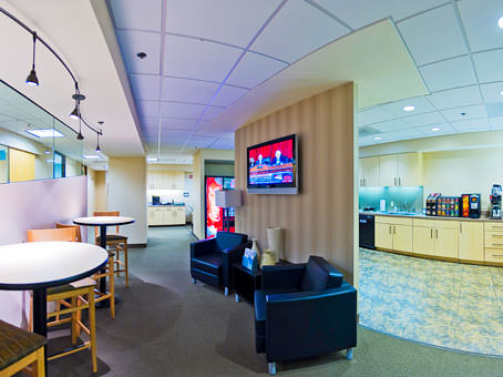 Regus Business Lounge in International Square