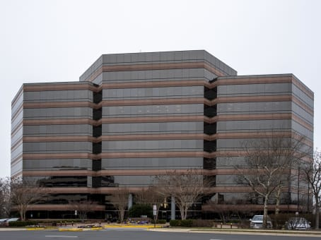 Building at 11350 Random Hills Rd., Suite 800 in Fairfax 1