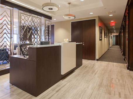 Regus Business Lounge in Chrysler Building