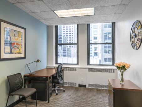 Regus Meeting Room in 445 Park Avenue